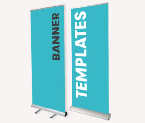Pull up banner Templates